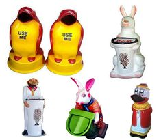 We are mfrs of dog dustbin we are the mfrs of frp dustbin in India we have all types of shapes in animal dustbin. Dog shape dustbin, kangaroo dustbin, monkey dustbin, rabbit dustbin, and many more shapes. We also can customize as per your requirement/shape/sizes/colors. Contact us for more information.