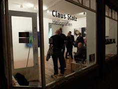 Claus Stolz, Heliografien, 13. September bis 18. Oktober 2014