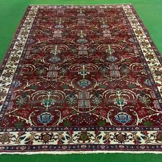 Catawiki Online-Auktionshaus: Bakhtiar, Iran, 352 x 242 cm Iran, Bohemian Rug, Rugs, Home Decor, Persian Carpet, Rustic, Farmhouse Rugs, Decoration Home, Room Decor