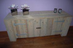 Steigerhout dressoir kast landelijk verkrijgbaar bij www.hetsteigerhouthuis.nl