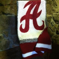 Afghans, Alabama and Crochet patterns on Pinterest