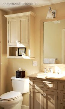Bathroom over the toilet storage ideas google search for Tight space bathroom designs