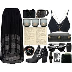 """""""Doomsday"""" by chelseapetrillo on Polyvore"""