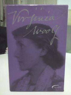 Box da coleção com 6 obras, só resta perguntar:  Who's afraid of...