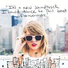 Welcome to New York....Taylor Swift!!!!!!!!!!!!