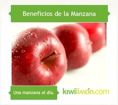Beneficios de la Manzana.