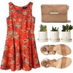 """Red Chai"" by morafersure on Polyvore"