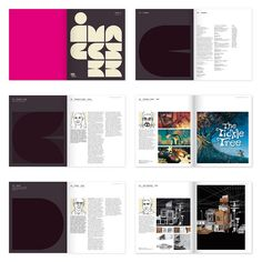 Book design of AOI Images 33: Page layouts | Flickr