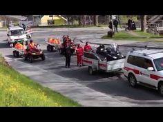 Borgertoget Rjukan 17 mai 2015 Rjukan og Tinn Røde Kors - YouTube