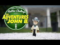 Adventures of John B. - Day 5 - Put me in, coach! John B. hits the sand and digs deep for a good cause. It's all about teamwork, so join us for the…