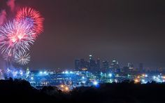Where To See Fireworks On The 4th Of July Around L.A.BY OREN PELEG IN NEWSON JUL 3, 2017 11:10 AM