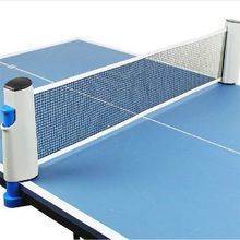 US $10.45 Retractable Table Tennis Table plastic Strong Mesh Net Portable Net Kit Rack Replace Kit for Ping Pong Playing accessory. Aliexpress product