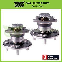 2Pcs Front Wheel Hub Bearing Assembly for Dodge Nitro Jeep Liberty 4WD 2WD