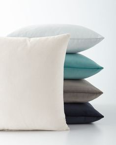 Nellis Azure Pillow, Nellis Dolphin (Gray) Pillow, Nellis Mist (Light Blue) Pillow, Nellis Caribbean (Teal) Pillow and Nellis Ivory Pillow Cheap Throw Pillows, Teal Pillows, Decorative Throw Pillows, Eastern Accents, Pillow Sale, Home Furnishings, Light Blue, Luxury, Caribbean