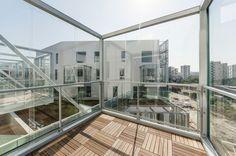 Gallery - Calberson Housing S2 / Atelier d'Architecture Brenac-Gonzalez - 15