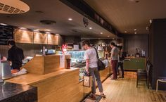 Melbourne Food Find: Gekkazan   350 Bourke street, sushi to go