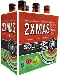 Southern Tier's 2Xmas...very elusive to find at Christmas, so snatch it up! Made with glögg, tasty stuff