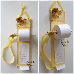 Really nice notepad idea for beside the phone. 3d Paper Crafts, Wood Crafts, Diy Home Crafts, Crafts To Sell, Craft Gifts, Diy Gifts, Art N Craft, Home And Deco, Creative Gifts