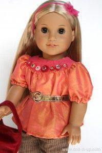 Easy Stylish Doll Belt - Doll It Up