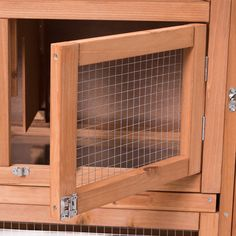 Wooden Rabbit Chicken Coop Poultry Cage Material: Fir wood Overall dimensions: x x (L x W x H) Wooden door size: x (L x W) Iron mesh door size: x (L x W) Tray size: x (L x W) Product weight: 30 lbs Material: Chinese fir Product weight: lbs Dog Cages, Pet Cage, Outdoor Rabbit Hutch, Poultry Cage, Waterproof Paint, Small Animal Cage, Wooden Rabbit, House Rabbit, Rabbit Hutches