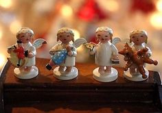 Afbeeldingsresultaat voor vintage marguerite angels