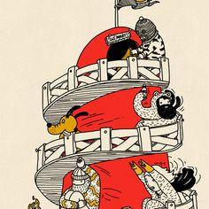 Naki Illustrations