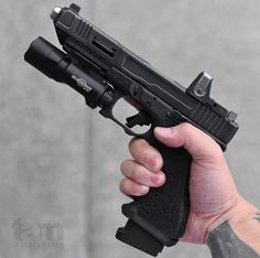 Glock 34 Save those thumbs & bucks w/ free shipping on this magloader I purchased mine http://www.amazon.com/shops/raeind No more leaving the last round out because it is too hard to get in. And you will load them faster and easier, to maximize your shooting enjoyment.