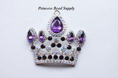 Hey, I found this really awesome Etsy listing at https://www.etsy.com/listing/227887565/purple-princess-crown-tiara-rhinestone