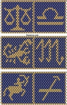 Mahkumların yaptıkları el sanatı Boncuk İşleme olarak bilinen Boncuk işçiliği için Burç Şablonları. Sizlerde resimdeki gibi üzerinde Burç sembolleri olan Cüzdan ya da Anahtarlıklar yapabilirsiniz. …