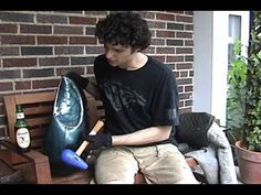 How to dish knee indents in a motorcycle gas tank