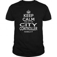 CITY CONTROLLER - KEEPCALM
