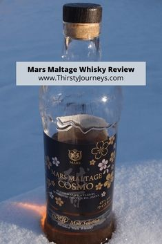 It's been a bitterly cold week here in Edmonton, with the windchill hovering around C. So what better way to keep warm than to have a wee dram of Japanese Whisky, Dried Apricots, Scotch Whisky, Distillery, Japan Travel, Cosmos, Mars, Fragrance, Alcohol