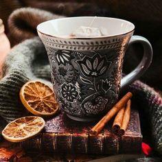 И чай с корицей!