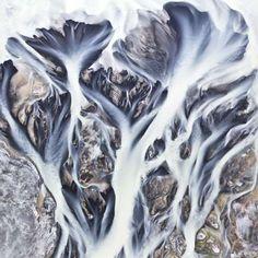 Aerial view of Iceland - Werner Van Steen/Getty Images