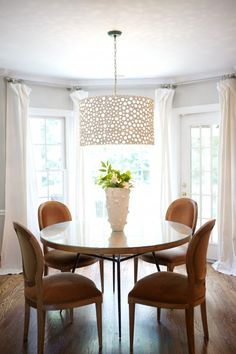 Superb Decorating Cents Trends Drum Chandeliers White curtains with light gray walls