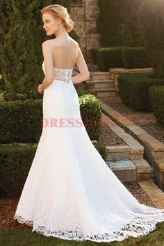 ontario casablanca wedding dress
