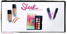Sleek Makeup News (Rio, Bare skin & Gloss me) ♡ | All About Lady Things