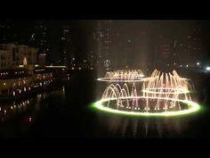 Dubai Dancing Fountain: Sway With Me