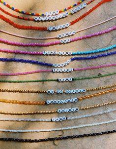 Seed Bead Jewelry, Cute Jewelry, Beaded Jewelry, Handmade Jewelry, Jewellery, Handmade Wire, Jewelry Shop, Pony Bead Bracelets, Pony Beads
