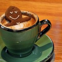 mmm hot drinks and cool weather. Can't wait