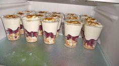 Himbeerzaubercreme, ein tolles Rezept aus der Kategorie Dessert. Bewertungen: 131. Durchschnitt: Ø 4,6.