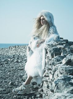 Photographed by Mikael Jansson, Vogue, September 2014