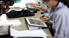 Apple iPad in Education - Independent Girls Secondary School
