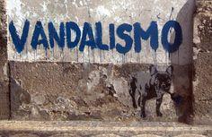 LITORAL CENTRO - COMUNICAÇÃO E IMAGEM: Vandalismo