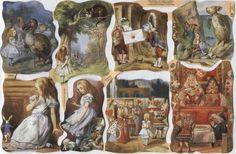 Nieuw bij Knutselparade: MP009 Poezieplaatjes Alice in Wonderland (L.Carrol) ML1886 https://knutselparade.nl/nl/poezieplaatjes/8438-mp009-poezieplaatjes-alice-in-wonderland-lcarrol-ml1886.html   Poezieplaatjes -
