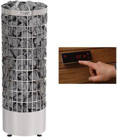 (Pris 8285 kr) Ett Effektivt pelaraggregat med digital styrpanelDe elektriska bastuaggregaten Harvia Cilindro 110EE och 110HEE erbjuder ordentligt med värme och njutningsfulla bastubad till större familjebastur samt till bastur där stora glasytor ökar kra Saunas, Photo Wall, Velvet, Photograph, Steam Room