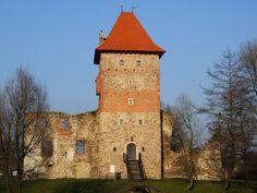 Chudów castle bei Gleiwitz — Foto Alexander Duncker