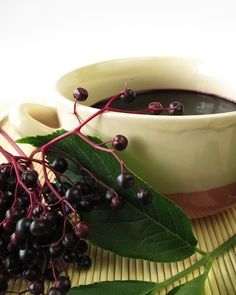 10 Natural Remedies That Should Be In Every Medicine Cabinet (elderberry syrup pictured, for reducing inflammation and warding off viruses)