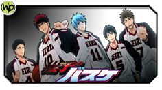 Kuroko no Basket - Review | Análise | Crítica do Anime