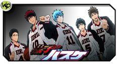 Kuroko no Basket - Review | Análise | Crítica do Anime